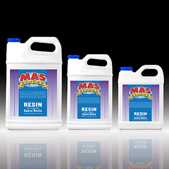 MAS Epoxy Resin