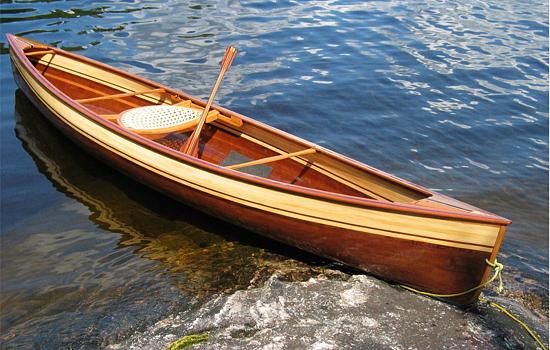 Holy boat: Archive Osprey canoe plans