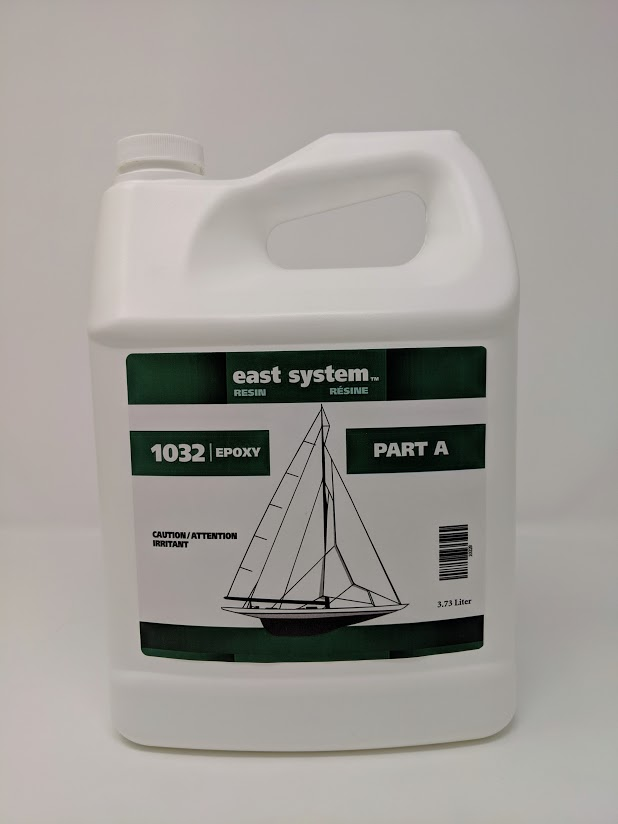 EAST System Epoxy  RESIN part A 3.73 L (1 Gallon)