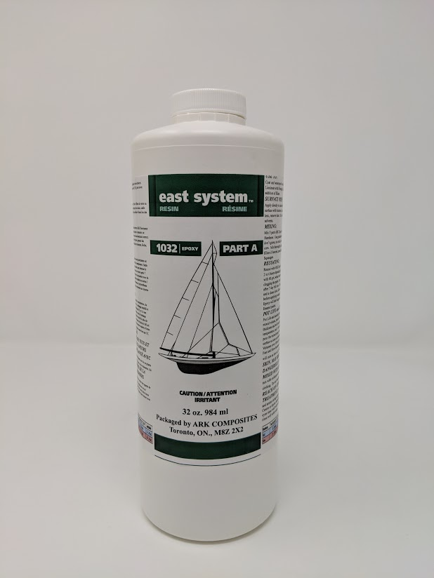 EAST System Epoxy RESIN part A .96 L (1 quart)