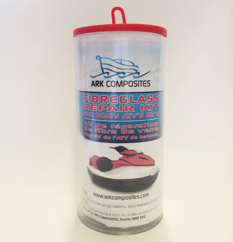 ARK FIBERGLASS REPAIR KIT