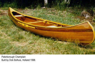 Cedar Strip Canoe Plans Amp Kits By Noahs Marine