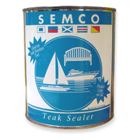 SEMCO CLEAR COAT GALLON
