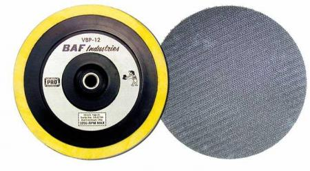 VBP-12 VELCRO PAD BACKING PLATE