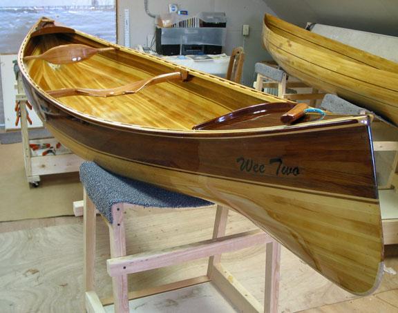 Cedar Strip Canoe Plans Kits By Noahs Marine