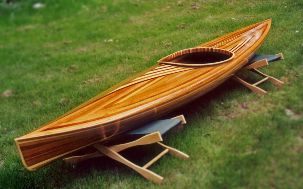 Cedar Strip Kayak Plans Kits Noahsmarinecom