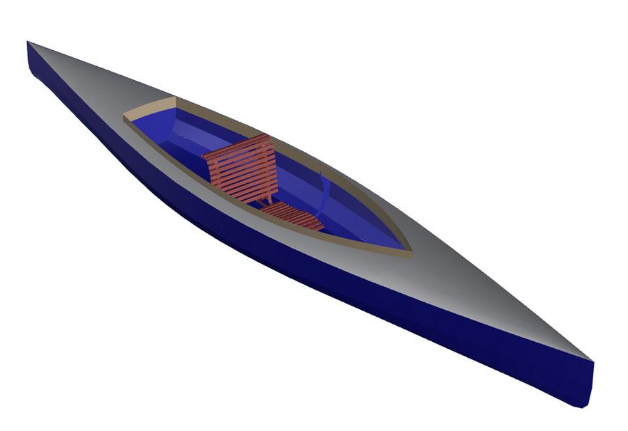 double paddle boat kits double paddle stitch and glue kayaks