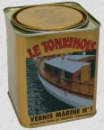 Le Tonkinois #1 Varnish 1 Liter