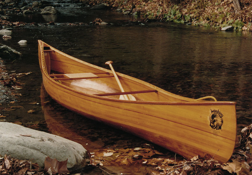 Cedar Strip Canoe Plans & Kits by Noahs Marine