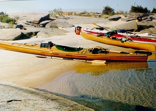 Cedar Strip Kayak Plans Kits Noahsmarinecom